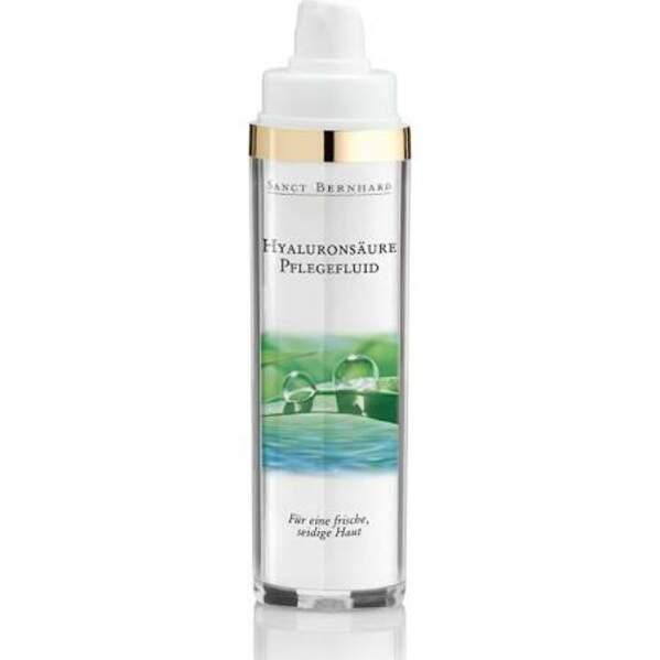 Fluide de soin à l'acide hyaluronique, Kräuterhaus Sanct Bernhard, 15€