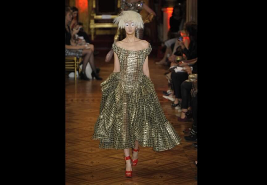 Vivienne Westwood, gold princesse