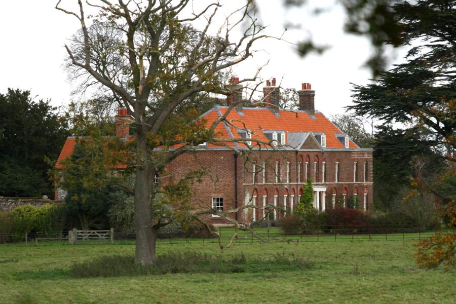Anmer Hall dans le Norfolk