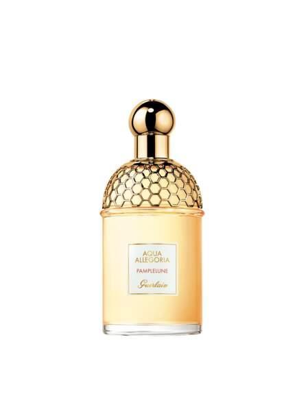 Pamplelune de Guerlain, le parfum que portait sa mère quand il était petit, sa madeleine de Proust