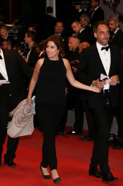 Raphaël Glucksmann et Léa Salamé