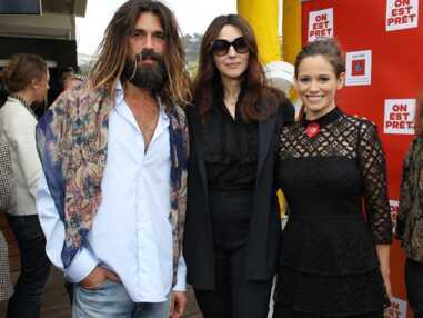 PHOTOS - Cannes 2019 : Monica Bellucci et son amoureux Nicolas Lefebvre ne se quittent plus