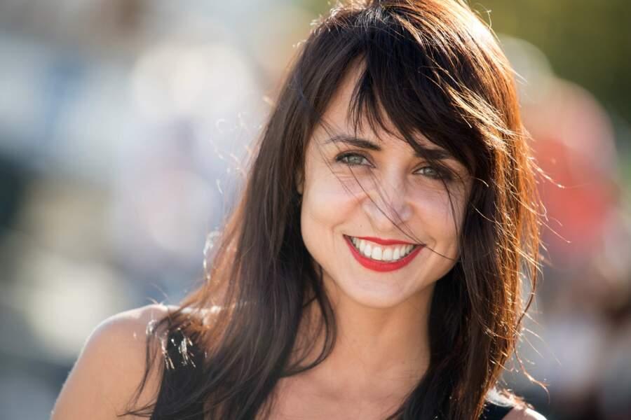 Melissa Drigeard, actrice et co-réalisatrice de Quadras, la nouvelle série d'M6