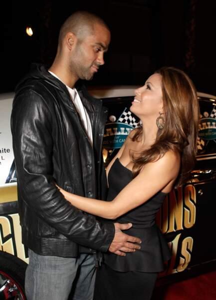 Eva Longoria fréquente Tony Parker de 2004 à 2010