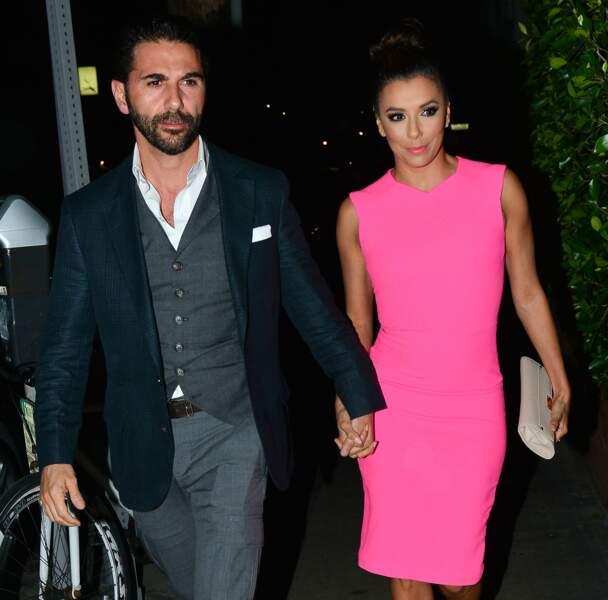 Depuis octobre 2013, l'actrice est en couple avec l'homme d'affaires Jose Antonio Baston