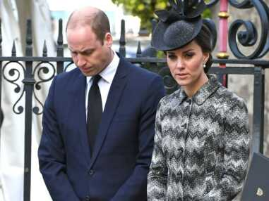 Le prince William et Kate Middleton rendent hommage aux victimes de l'attentat de Londres