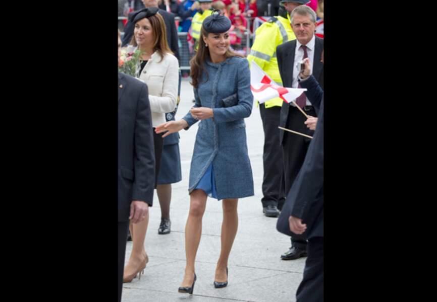 Kate Middleton, le chic british à l'état pur