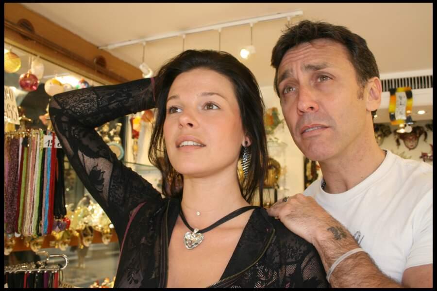 Et Daniel Ducruet a gâté sa belle Kelly Marie Lancien