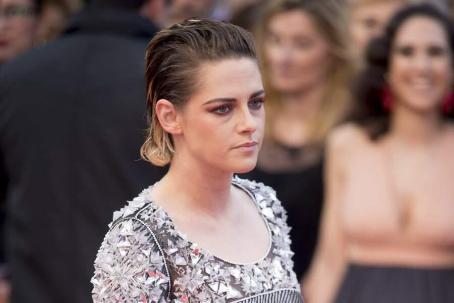 Kristen Stewart, membre du jury de cette 71ème édition du festival.
