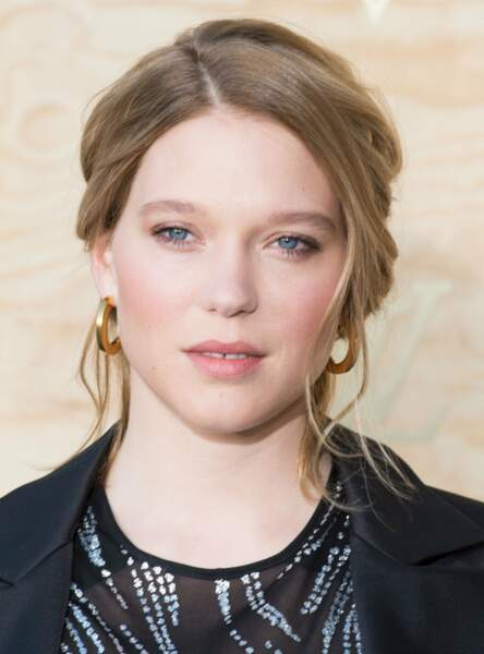 Le make up nude de Lea Seydoux