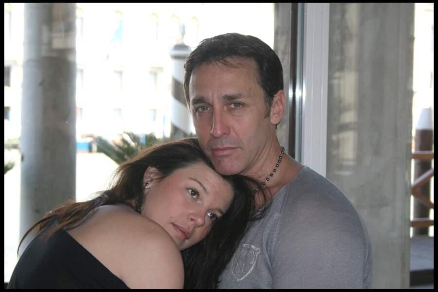 Daniel Ducruet et Kelly Marie Lancien sont les parents d'une petite Linoué