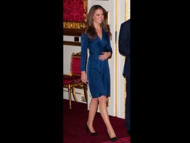 Shopping mode – Les tenues de Kate future maman
