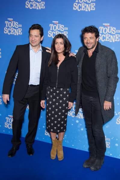 Avec Laurent Gerra et Patrick Bruel