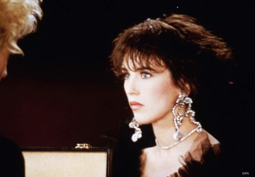 """Isabelle Adjani dans """"Subway"""" en 1985"""