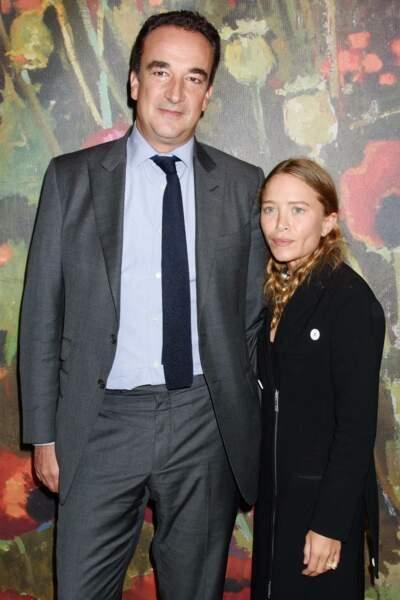 Olivier Sarkozy et Mary-Kate Olsen Vente aux enchères 'Take Home' au profit de la New York Academy des Arts