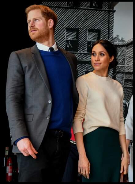 Le prince Harry aura quant à lui le choix entre un costume ou son uniforme militaire