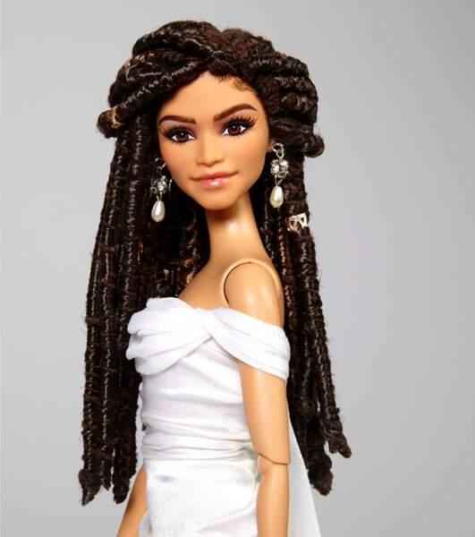 La poupée Barbie à l'effigie de Zendaya