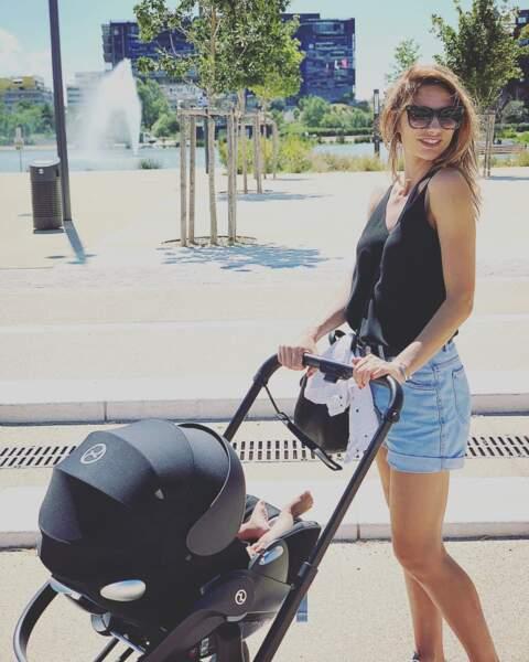 La comédienne Ariane Brodier est maman d'un petit garçon né le 21 janvier 2018