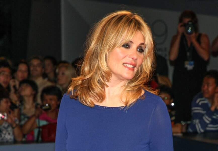 Emmanuelle Seigner, diva sophistiquée