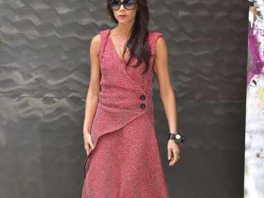 Victoria Beckham voit la vie en rose