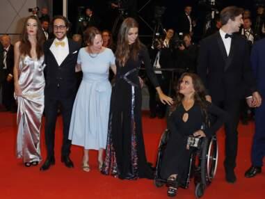 Thomas Hollande avec sa mère Ségolène Royal et sa chérie Emilie Broussouloux