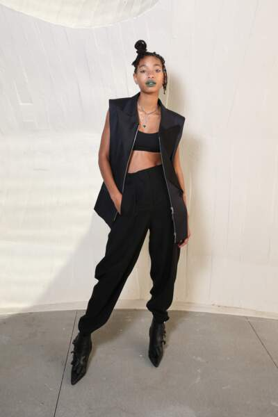 Willow Smith toujours très stylée