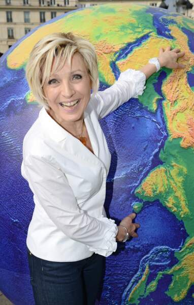Inauguration du 13ème Forum International de la Météo et du Climat à l'Hôtel de Ville de Paris