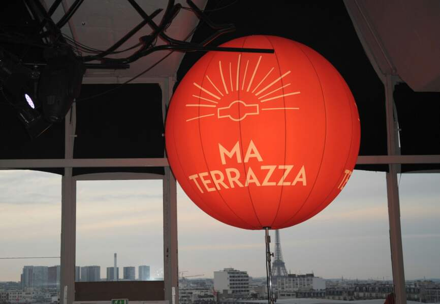 Opening Party de MA TERRAZZA