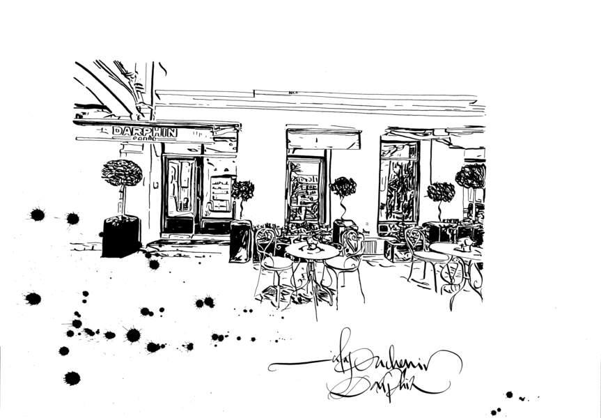 L'institut Darphin Paris Vendôme, Nicolas Ouchenir pour Darphin
