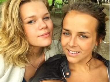 Pauline Ducruet et sa soeur Camille Gottlieb