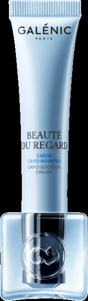 Crème cryo-booster Beauté du Regard, Galénic, 55 €