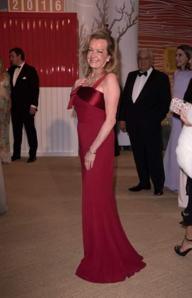 Caroline Scheufele, présidente de la maison Cartier
