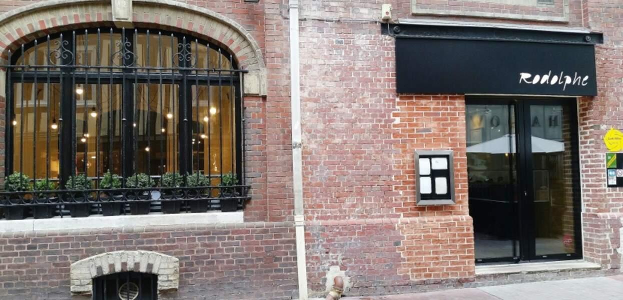 Au centre de Rouen, La table de Rodolphe ouverte il y a dix-huit mois