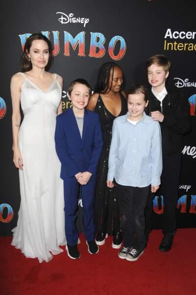 A 14 ans, Zahara Jolie-Pitt a bien grandi !