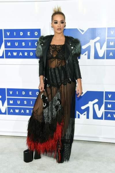 Rita Ora en Marc Jacobs