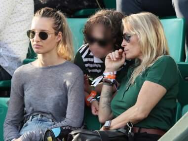 Ilona Smet et Estelle Lefébure : mère et fille réunies à Roland-Garros