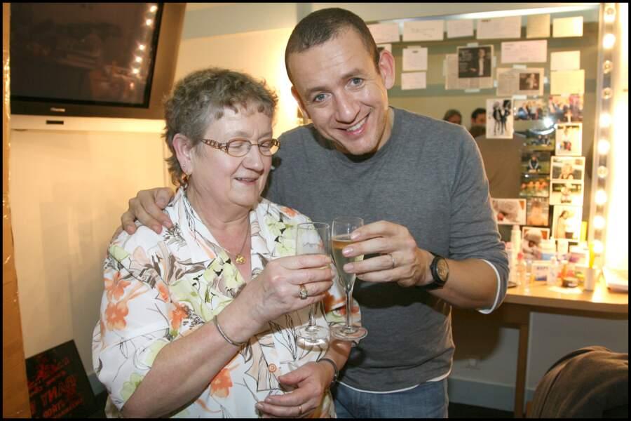 C'est sa plus grande fan : l'une des femmes de la vie de Dany Boon est sans conteste sa maman Danièle