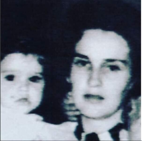 Madonna et sa maman, disparue lorsqu'elle n'avait que 5 ans...