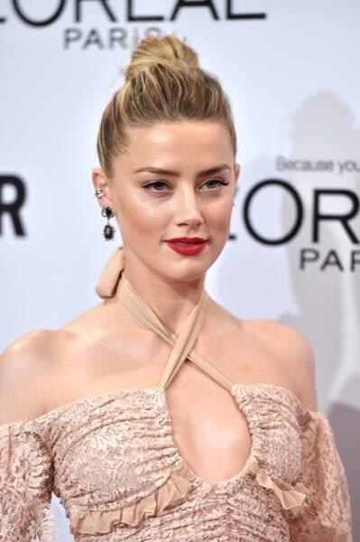 Raison numéro 8 : Son énorme budget pour son divorce avec Amber Heard
