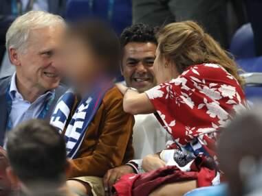 PHOTOS - Jamel Debbouze et Mélissa Theuriau : tendre moment de complicité avec leur fils Léon