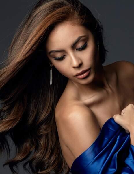 Brenda Jimenez, Miss Porto Rico