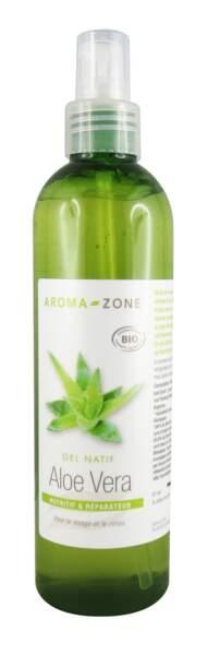Gel Natif Aloe Vera Bio, Aroma-Zone, 6,90 €