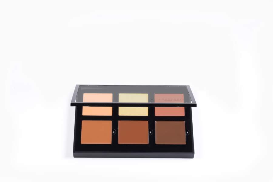 La Palette Contour Cream Kit