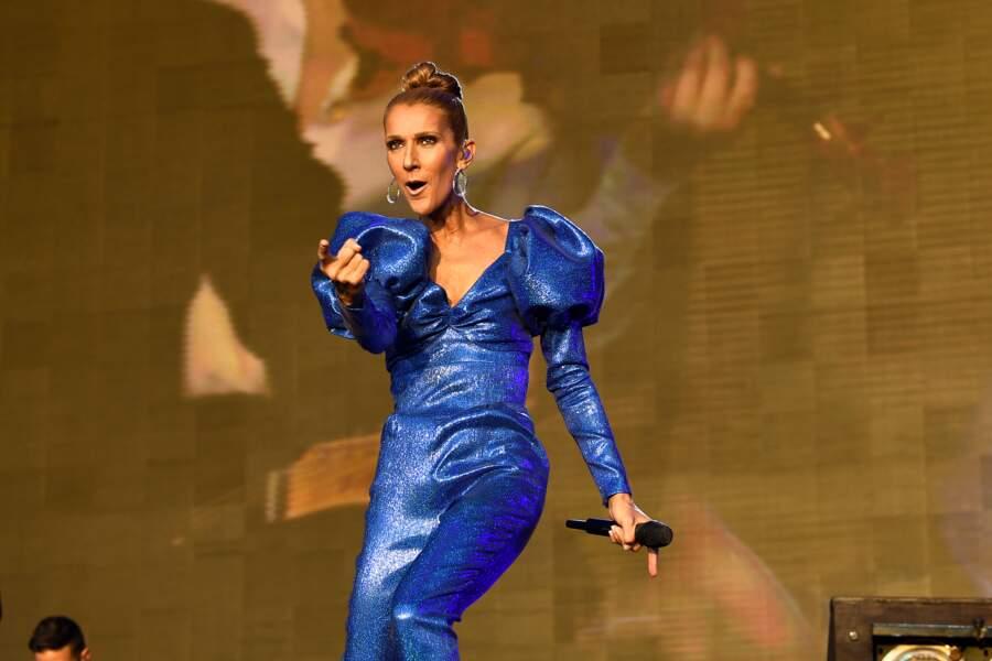 Une chose est sûre : Céline est devenue une véritable fashionista !