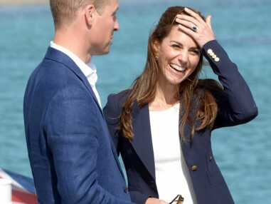 Kate et William visitent les îles Scilly