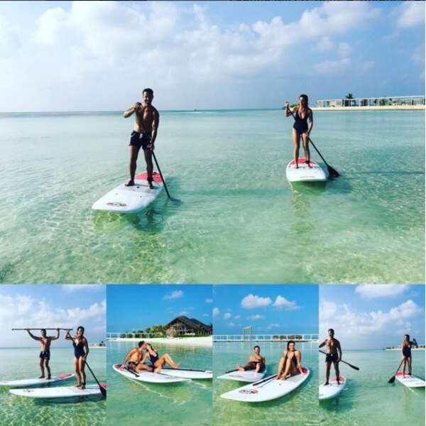 Activité paddle !