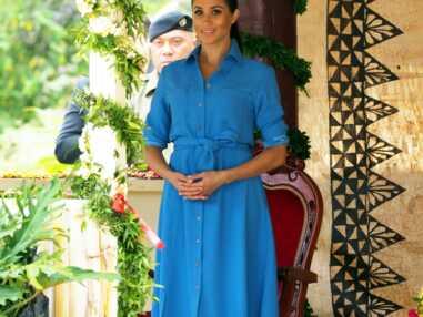 PHOTOS - Les plus belles tenues estivales de Meghan Markle