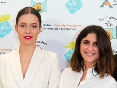 Adèle Exarchopoulos, Géraldine Nakache, les deux jeunes mamans ravissantes pour défendre une cause qui leur tient à coeur