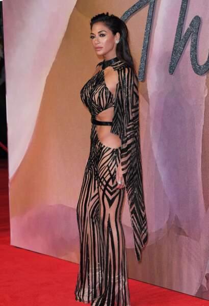 Nicole Scherzinger, quand la transparence joue de mauvais tours...