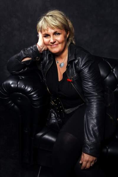 Valérie Damidot, en 2008